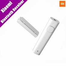 Оригинальный Xiaomi Беспроводной bluetooth приемник аудио bulit-в Батарея Bluetooth 4.2 3.5 мм мини-джек Music Receiver автомобильный адаптер AUX