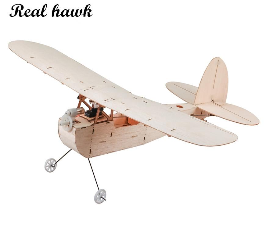 RC Flugzeug Laser Cut Balsa Holz trainer Flugzeug GALILEO top der flügel Rahmen Spannweite 316mm Balsa Holz Modell gebäude Kit