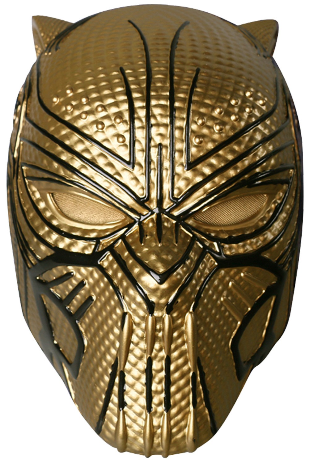 Hot Movie Black Panther Cosplay Mask Erik Killmonger Mask PVC Full Face Pardus Leopard Helmet Mask Halloween Erik Cosplay Props