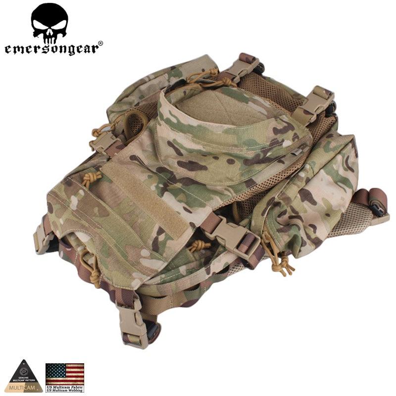 EMERSONGEAR Ойыншықтан жасалған рюкзактар - Спорттық сөмкелер - фото 6