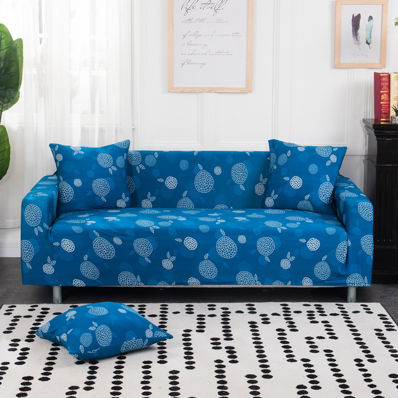 Universal sofa cover Print couch cover Polyester floral bench Covers Elastic stretchy Furniture Slipcovers home decoration XD24