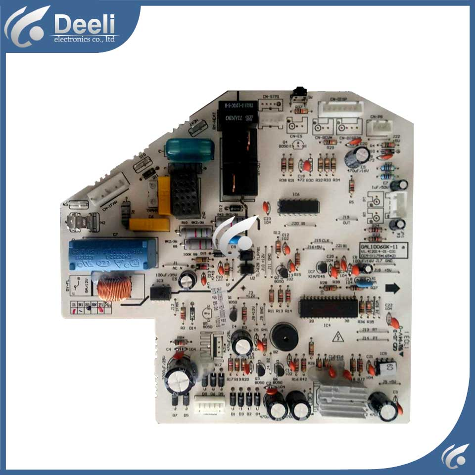 95% new for air conditioning board GAL1006GK-11 control board Computer board used цены