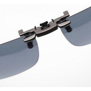 Image 2 - Xiaomi Turok Steinhardt TSยี่ห้อคลิปแว่นตากันแดดPolarized Clear Sight Glass Anti UVA UVBสำหรับOutdoor Travel Man Woman
