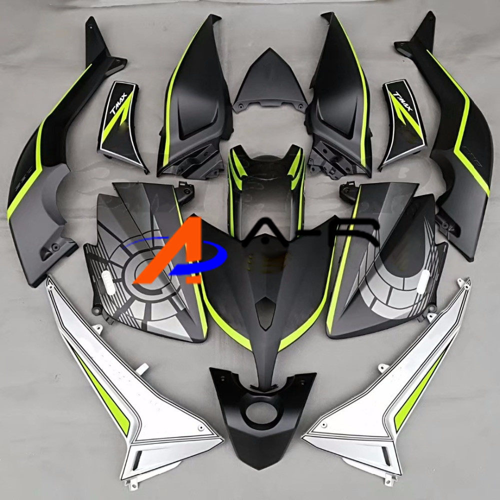 Injection Molding Fairing Kit Bodywork For Yamaha TMAX530 T MAX530 2012 2013 2014 T MAX T