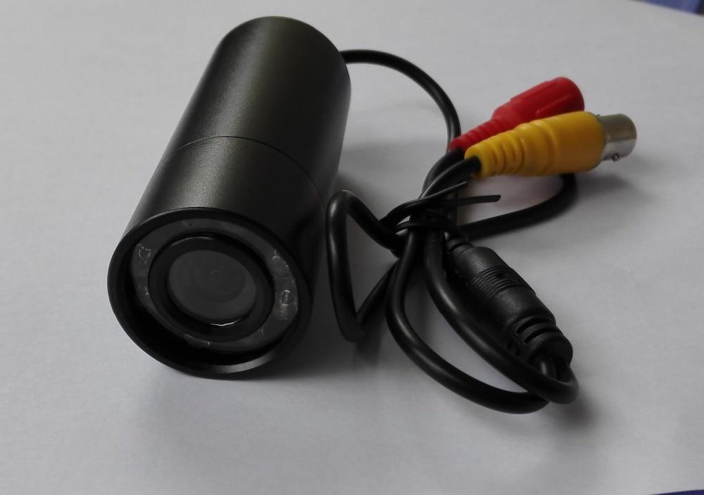 """2018 m. Atnaujinkite naują mini vaizdo įrašų kamerą 10 vnt IR 940nm Nėra raudonos audros """"Nightvision"""" """"Sony 700TVL Bullet Mini CCTV"""" kamera"""