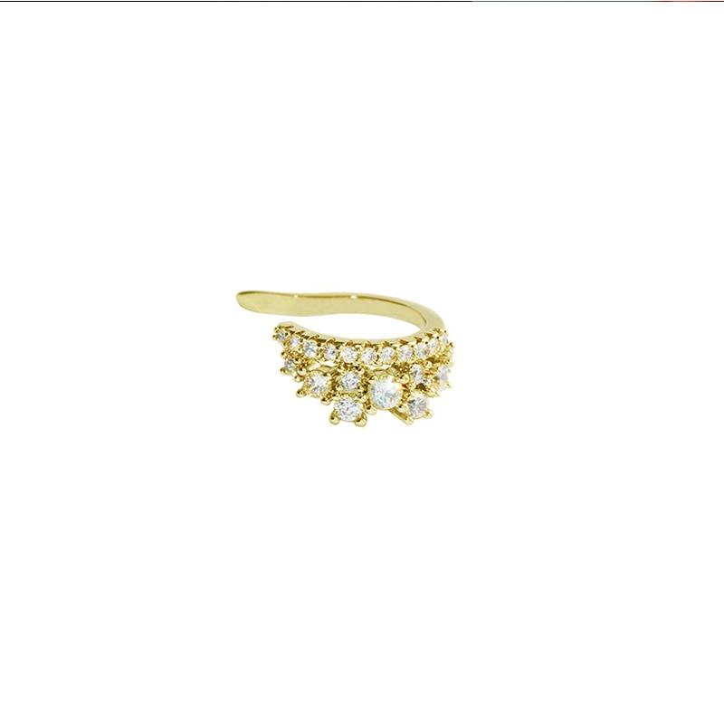 gold crown left