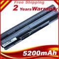 5200mAh battery For MSI BTY-S14 BTY-S15 CR650 CX650 FR700 FR400 FR600 FR610 FR620 FR700 FX400 GE70 GE60 FX420 FX600 FX603 FX610