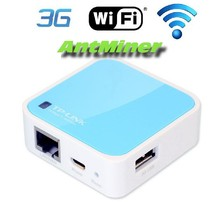New TP-Link TL-WR703N Ultra Mini Portable 3G 802.11b 150Mbps WiFi Wireless Router TL-WR 703N