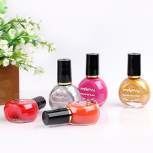 Gel-Nail-Polish Primer Nail-Extension Uv-Led-Lamp Lacquer Varnishmanicure Pure-Color