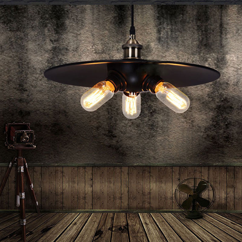 Vintage Retro Lighting Chandelier Dining Room Living Room