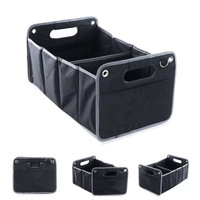 Car Styling Trunk Foldable Large Capacity Vehicle Storage Box For MINI Cooper R50 R52 R53 R55 R56 R57 R58 R59 R60 R61 R62