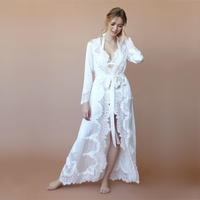 sFake Slik Lingerie Sexy Women Night Dress Long Sleepwear Robes White Lace Nightgown Sleepwears Sleep Dress Satin Nightgown