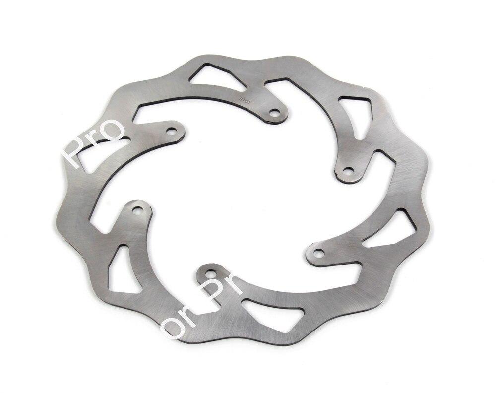 Motorcycle Rear Brake Disc FOR KTM SX 400 2000 2001 2002 XC 400W 2007 2008 2009 EXC 450R 2008 2009 Brake disk Brake Rotor motorcycle front and rear brake pads for ktm exc r450 2008 sx f 450 usd 2003 2008 xc f xcr w 450 2008 black brake disc pad