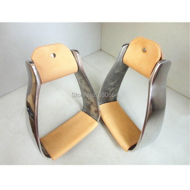 Étriers Visalia en aluminium produits pour chevaux F1020