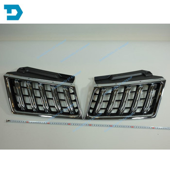 цена на FRONT GRILLE FOR PAJERO SPORT BUMPER NET FOR MONTERO SPORT GRILLE 7450A868 7450a414 second generation L200 triton
