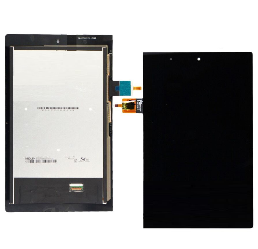 For 8 Lenovo Yoga Tablet 2 830 830L Full LCD Display Panel Touch Screen Digitizer Sensor Glass Lens Assembly