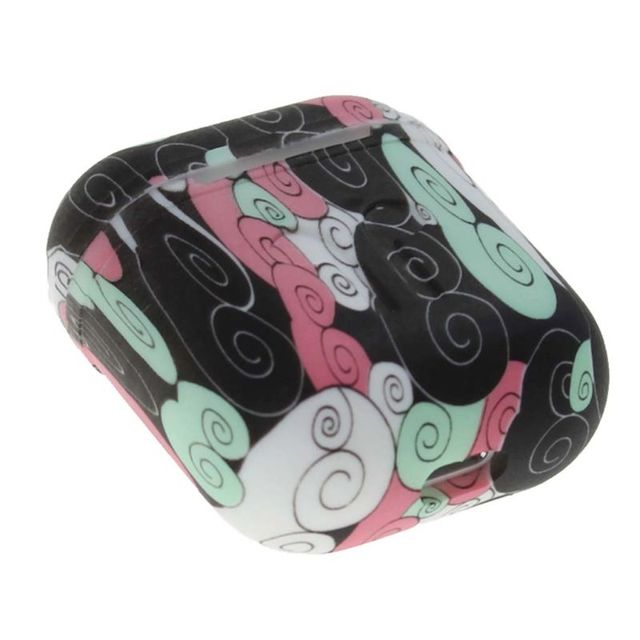 Dye Pattern Design AirPod Case Cover 5
