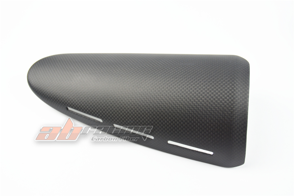 Exhaust Cover For Ducati Diavel 2011-15 16 Full Carbon Fiber 100% cnc key case smart key cover for ducati diavel 2011 2016 multitrada 1200 1200s mts1200 2010 2014 new