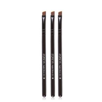 1 Pcs Eye Makeup Brushes Professional Bevel Eyebrow Brush Pen Women's Fashion beauty Tools
