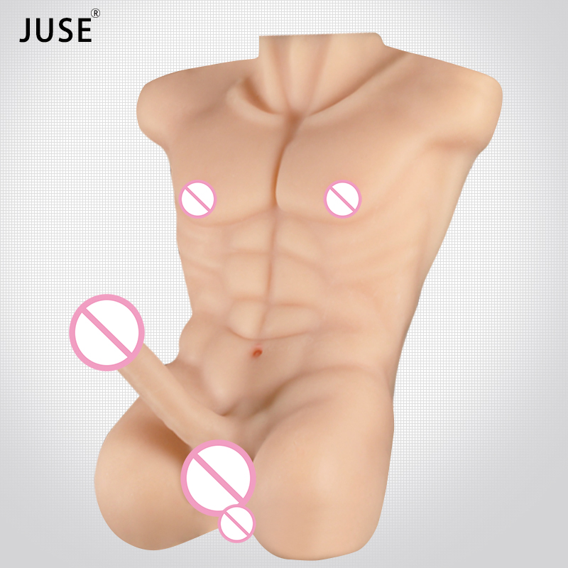 Silicone Male Sex Doll with Big Penis Life Size Sex Toys Realistic Male Love Dolls for Women Female Masturbator Sex Products brand full silicone sex dolls with realistic vagina and anus big brust male masturbator sex toys with bones sex products