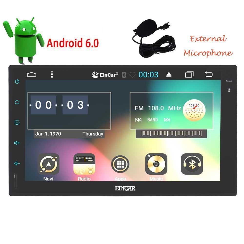 Android 6.0 двойной 2din Автомобильные ПК стерео Авто Радио в тире Радио 2din автомобиля GPS навигации mp5 видео мультимедийный плеер bluetooth + WI-FI