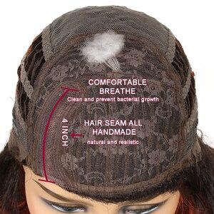 Image 5 - Ma Thuật Tổng Hợp Tóc Giả Nữ Dài 26 Inch Rời Lượn Sóng Ren Mặt Trước Tổng Hợp Tóc Giả Dành Cho Nữ Màu Đen 3 Bữa Tiệc Sắc Màu tóc Giả Miễn Phí Vận Chuyển