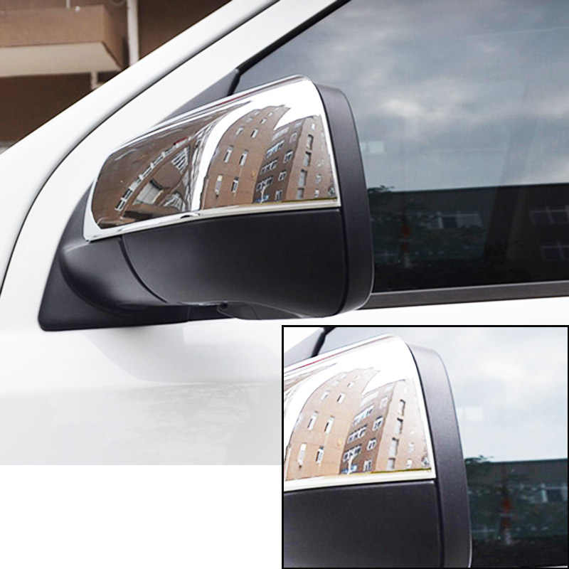 Для Land Rover freelander 2 LR2/Range Rover Sport/Discovery 3 LR3 Chrome Боковая зеркальная крышка, защита отделки литьевая гарнитура рамка