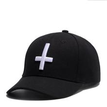 Fashion Cross Male Unisex Summer Bonnet Hip Hop Baseball Cap 2019 Snapback Hats for Women Hat Female Sun Men Sports Jesus