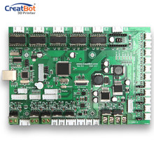 3d printer control board/ Controller CreatBot Large 3D Printer Accessories/ Parts for sale DIY Free Shipping(China)