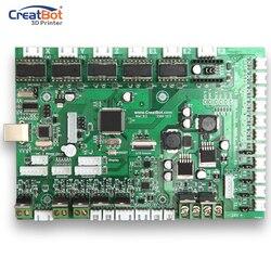 Płyta główna CreatBot do kontrolera 3d tablica sterownicza do drukarki 3d