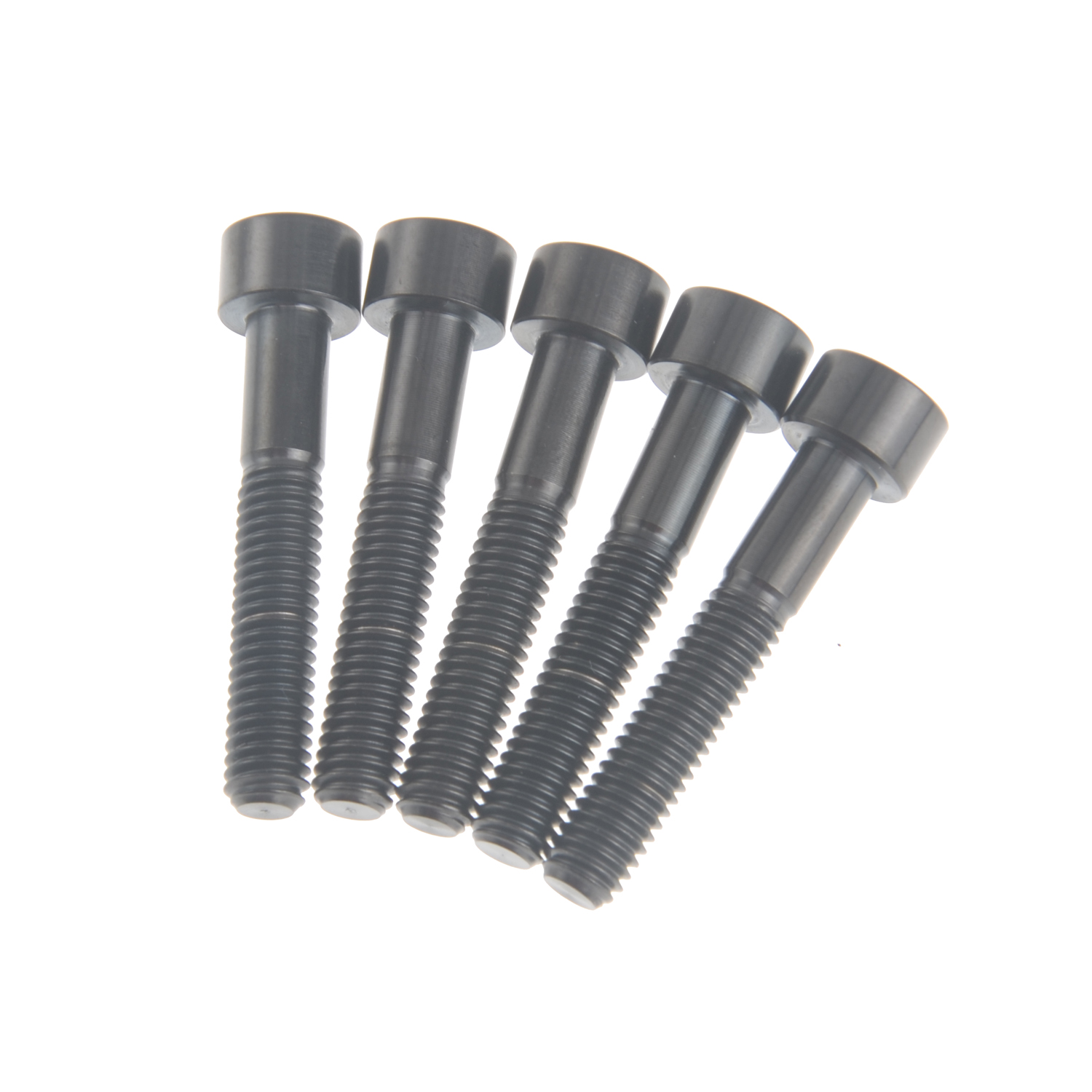 RockBros Titanium Ti Bolt Screw Conical Head for Headset M6 x 35mm 5pcs