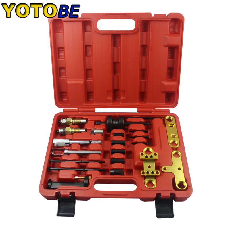 Injector Install & Remove Tool For Mercedes Benz M271 M274 & For BMW N55 N20 N54 N63 Automotive Engine Timing Tool Kit
