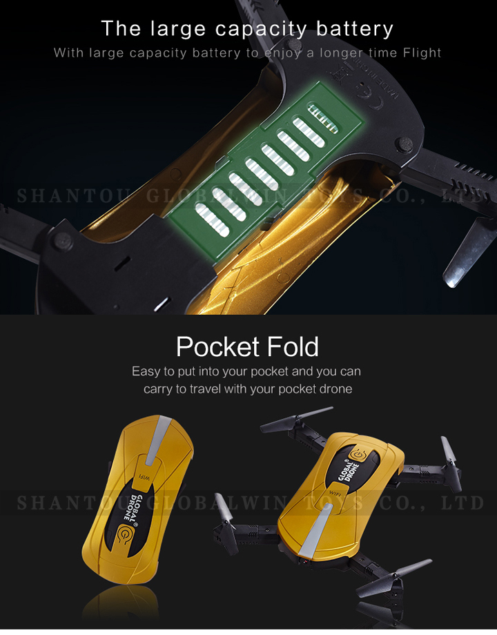 Rc Helicopter Foldable Mini Drones (5)