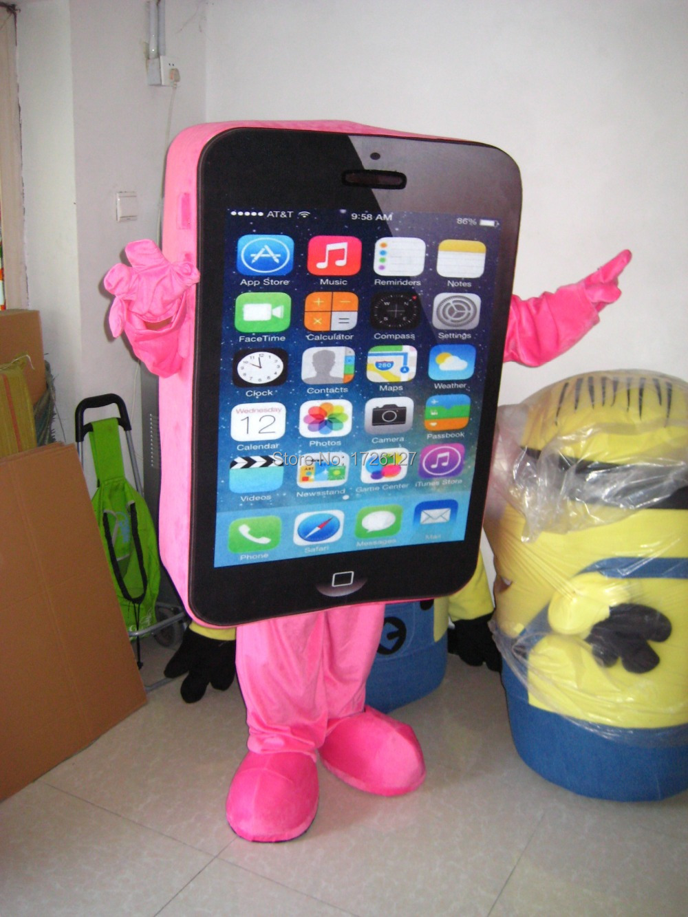 Kids Iphone Costume