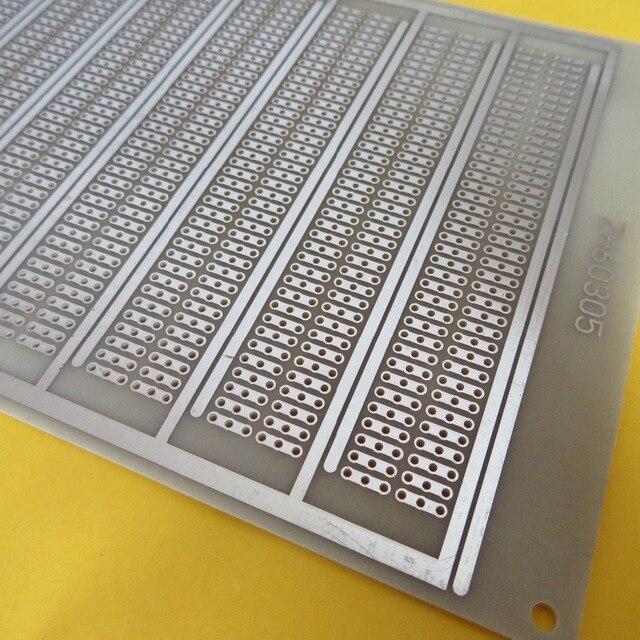 Fr4 Pcb Circuit Board Prototyping Prototype Stripboard Lrdkj
