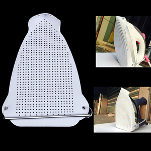 1 * high quality Iron Shoe Cover Ironing Shoe Cover Iron Plate Cover Protector protects your iron soleplate for long-lasting use