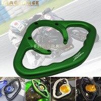 For Kawasaki z250 z750 z800 z900 Z1000 Motorcycle Passenger Handgrips Hand Grip Tank Grab Bar Handles Armrest