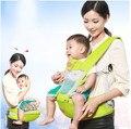 Multi - função os ombros de fezes cintura portador de bebê respirável com crianças abraço senta stool é o cintura do bebê mochila