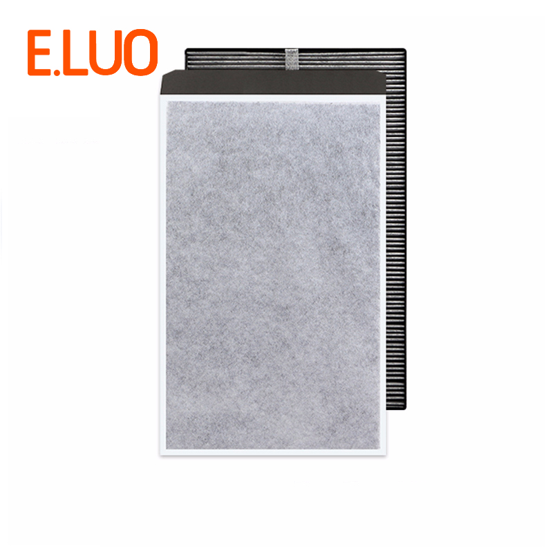 Hot sales FZ Y180SFS HEPA filter cleaner parts FZ Y180VFS formaldehyde filters composite air purifier parts