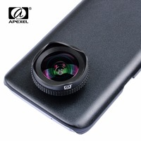 APEXEL PRO 16mm 4K Wide Angle Circular Polarizing CPL Filter Wide Lens Mobile Phone Camera Lens