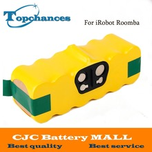 цена на New 4000mah NI-MH Vacuum Battery for iRobot Roomba 500 560 530 510 562 550 570 581 610 650 790 780 532 760 770 battery Robotics