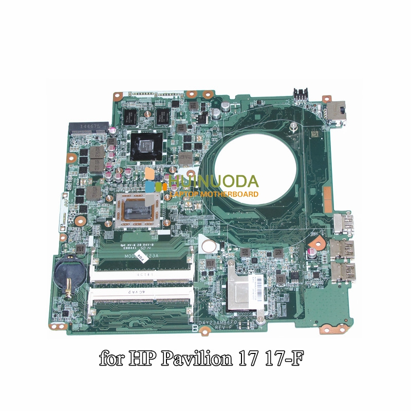 font b laptop b font motherboard for HP Pavilion 17 17 F A10 5745M DAY23AMB6F0