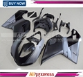 ABS Injection All Matte Black Bodywork Fairing For Ducati 1098 848 1198 Complete Cowling