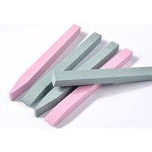 Scrub Cuticle Remover Pen Nail File Set Quartz Stone Polish Pusher Trimmer Tool For Nails Art Manicure Tool