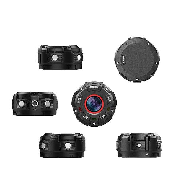 IP68 Waterproof WIFI Action Camera 4