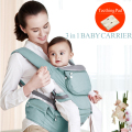 2017 Ergonomic Outdoor Kangaroo Baby Carrier Sling Backpack New Born Baby Carriage Hipseat Sling Wrap Multifunction Suspenders