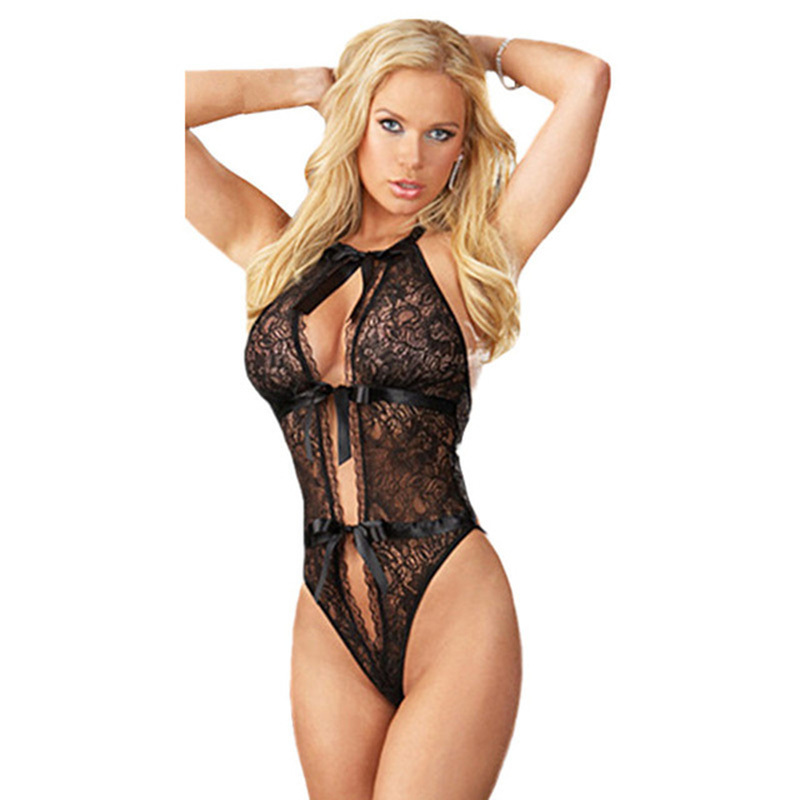 Womens clothing New Hot Sexy Lingerie Nightwear Underwea Lady Dress Lace Lingeri Erotic