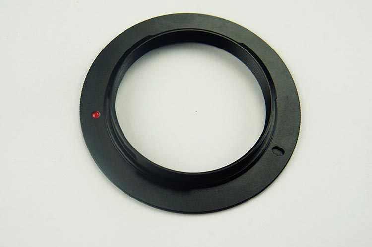 Caméra m42 adaptateur d'objectif anneau M42-NEX pour objectif M42 pour SONY NEX E boîtier de montage NEX3 NEX5 N NEX7 NEX-5R NEX6 appareil photo reflex numérique