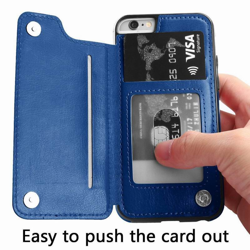 PU Leather Flip Wallet Case for iPhone 11/11 Pro/11 Pro Max 16