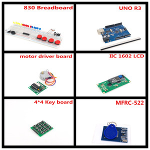 Image 5 - RFID Starter Kit for arduino UNO R3 Upgraded version Learning Suite With Retail Box